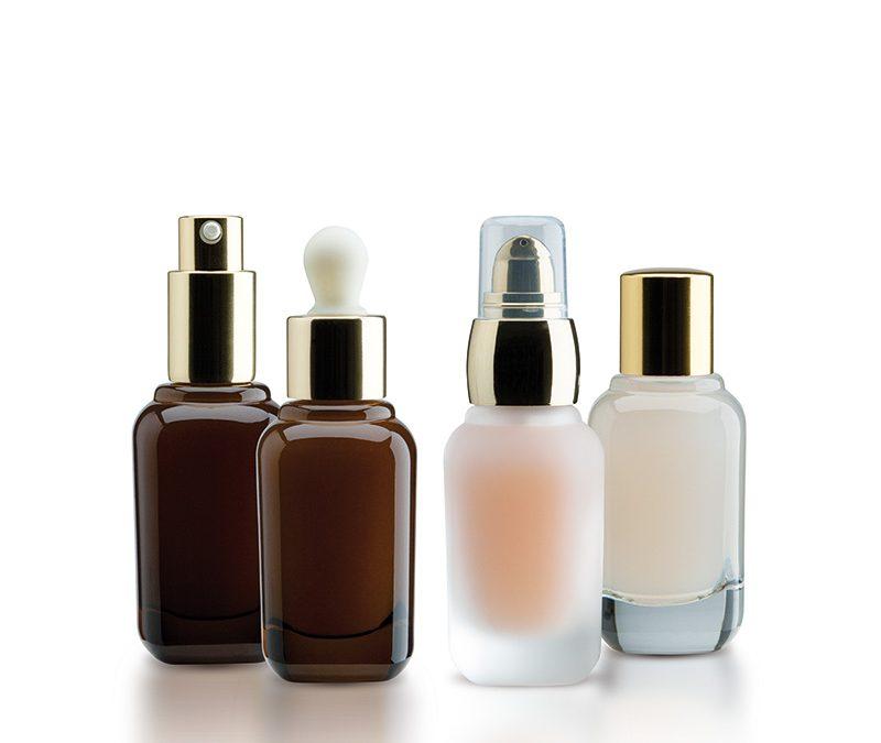La elegancia en el packaging de los cosméticos naturales