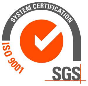 ISO 9001 SGS - RAFESA