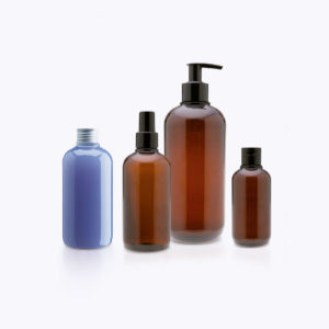 PET bottles Rafesa Alessandro Cosmetics