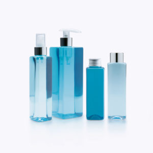 PET bottles Rafesa Klee Cosmetic