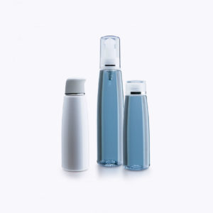 PET bottles Rafesa Vogue Cosmetics