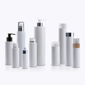 Plastic Bottles Rafesa High Slim Cylinder