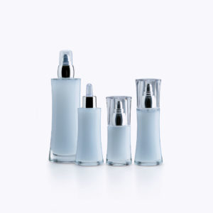Rafesa Kless Cosmetic Glass Bottles