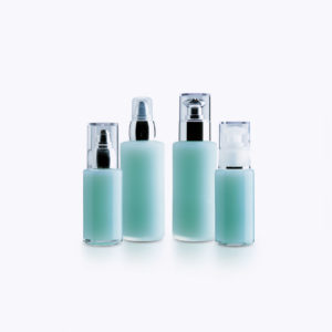 Glass Bottles Cosmetic Rafesa Solvent