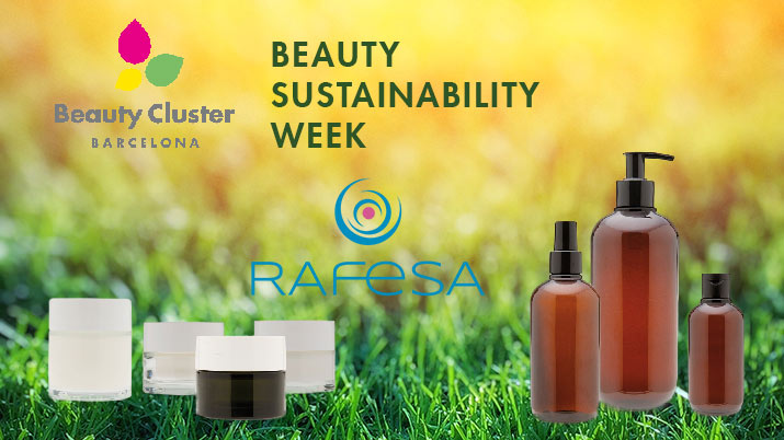 Daniel Sánchez y RAFESA ponen voz a la sostenibilidad del packaging en la Beauty Sustainability Week