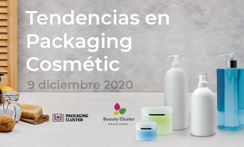 RAFESA analiza las tendencias del sector del packaging cosmético en una mesa redonda virtual organizada por Beauty Cluster y el Clúster del Packaging