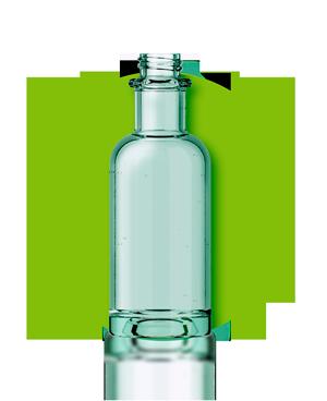 Packaging sostenible - green plastic